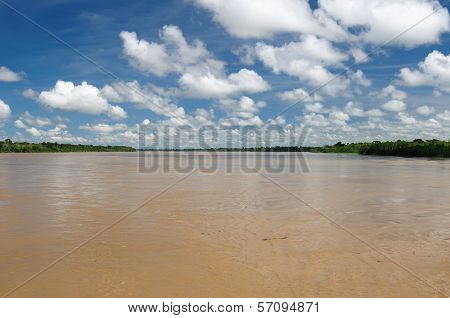 Peruvian Amazonas, Amazon River Landscape