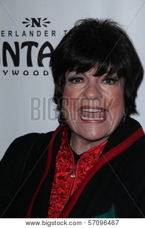 Jo Anne Worley at the AVENUE Q Los Angeles Return, Pantages, Hollywood, CA. 03-01-11