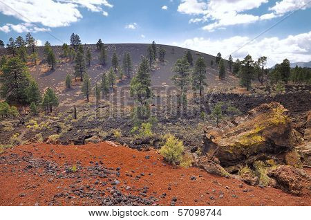 Sunset Crater Arizona