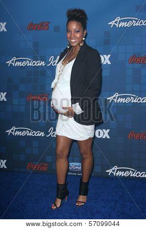 Reagan Gomez at the American Idol Season 10 Top 13 Finalists Party, The Grove, Los Angeles, CA. 03-03-11