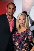 Hank Baskett, Kendra Wilkinson at the