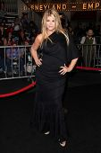 Kirstie Alley at the
