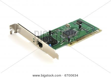 Network card.