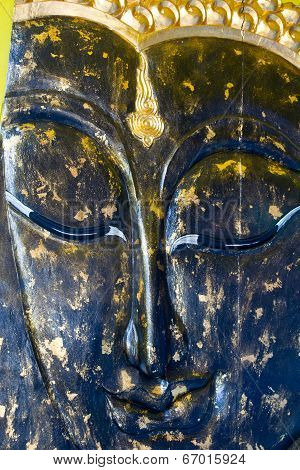 Face Of Budda