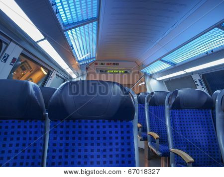 German Regional Train
