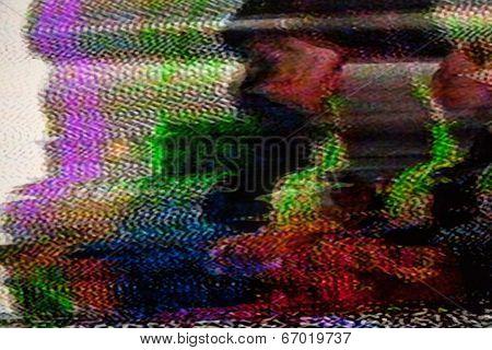 Digital Television Noise