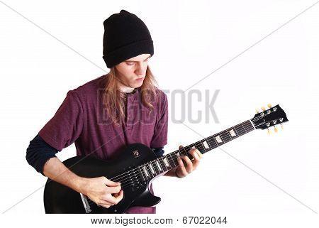 Rock Musician.