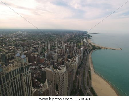 Vista de Lake Shore Drive