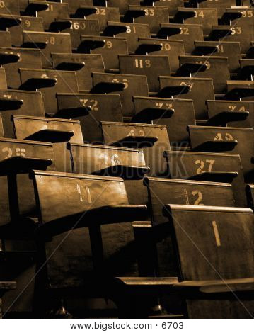 Vorlesung Sitze