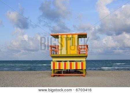 Casas de socorrista en Miami Beach