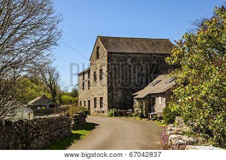 Gleaston Watermill, Cumbria, England
