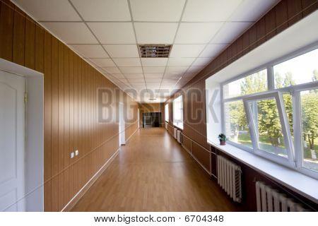 langen Korridor