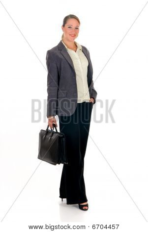 Successful Businesswoman