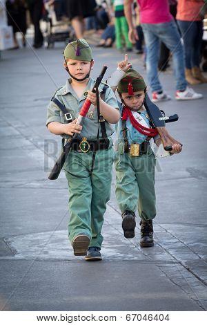 Legionnaire Children