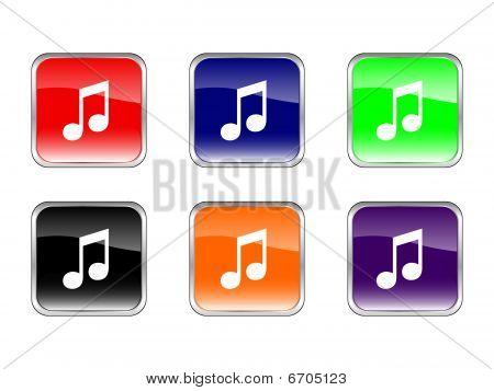 Buttons Music