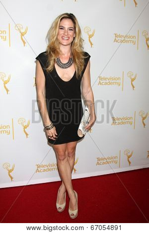 LOS ANGELES - JUN 19:  Tiffany Michelle at the ATAS Daytime Emmy Nominees Reception at the London Hotel on June 19, 2014 in West Hollywood, CA