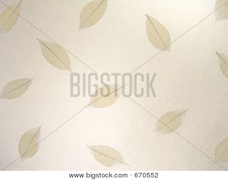 Skeletal Leaves Pattern 2