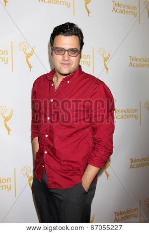 LOS ANGELES - JUN 19:  Gregori Martin at the ATAS Daytime Emmy Nominees Reception at the London Hotel on June 19, 2014 in West Hollywood, CA