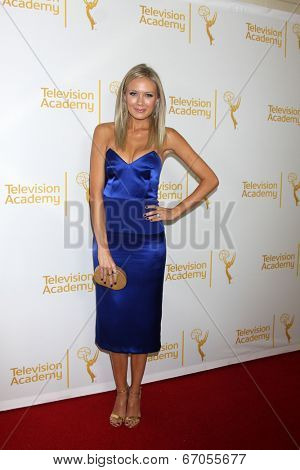 LOS ANGELES - JUN 19:  Melissa Ordway at the ATAS Daytime Emmy Nominees Reception at the London Hotel on June 19, 2014 in West Hollywood, CA