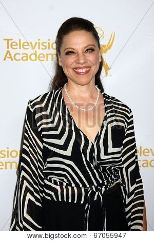 LOS ANGELES - JUN 19:  Kathleen Gati at the ATAS Daytime Emmy Nominees Reception at the London Hotel on June 19, 2014 in West Hollywood, CA