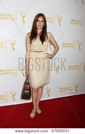 LOS ANGELES - JUN 19:  Natalia Livingston at the ATAS Daytime Emmy Nominees Reception at the London Hotel on June 19, 2014 in West Hollywood, CA