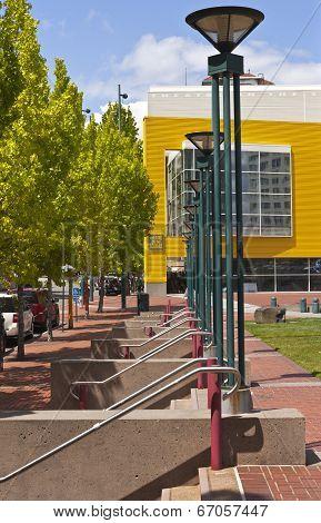Theater On The Square Tacoma Washington.