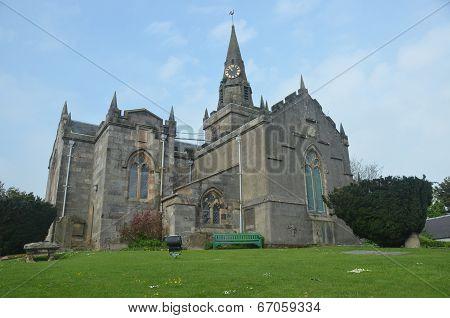 Upper Largo Church
