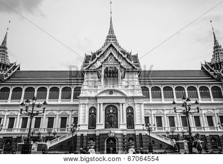 Grand Palace at Wat Phra Kaew