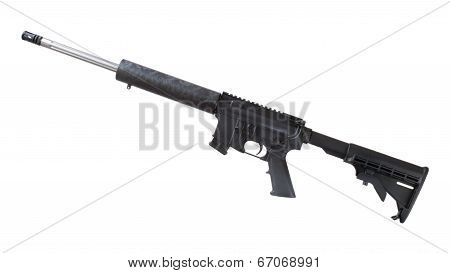 Isolated Rifle