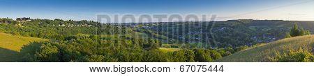 Idyllic Landscape, Cotswolds, Uk