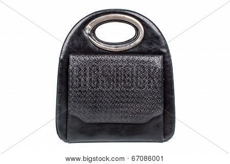 The old ladies handbag