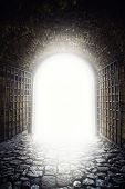 foto of gates heaven  - Exit to the light - JPG