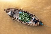 stock photo of floating  - Vietnam - JPG