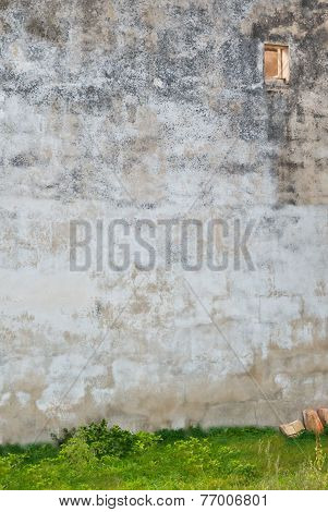 Old grungy wall background