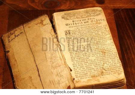 Old German Prayer Book