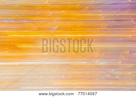 Abstract Striped Yellow And Blue Background