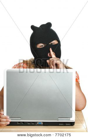 Child Computer Thief