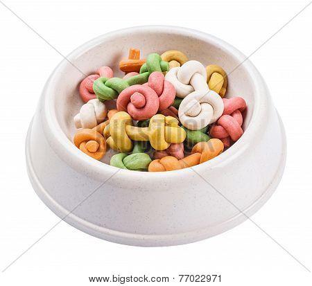 Dog Food Snack