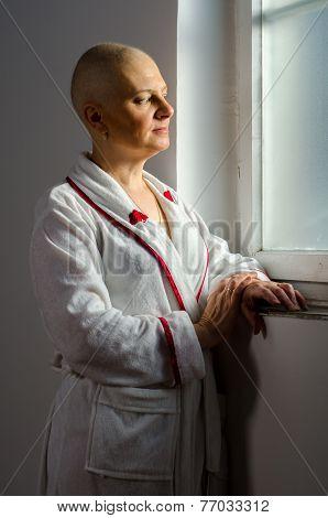 Рак так так лысая девчонка 9 фотография