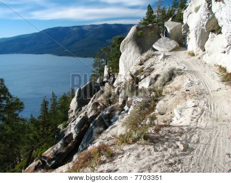 Tahoe's Flume Trail
