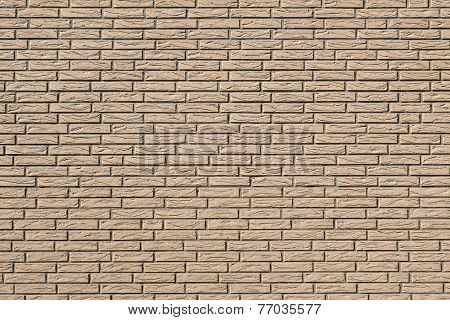 Wall covering in stone look