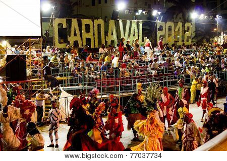 Havana Carnival, A Pause For Joy