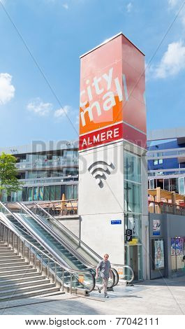 City Mall Almere Netherlands