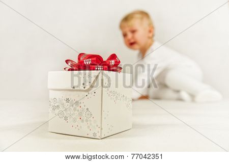 Unhappy With The Gift