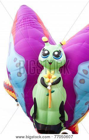 Cute Butterfly Ballon