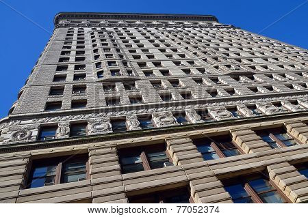 Historic Flatiron Building