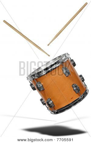 Snare Drum Floating