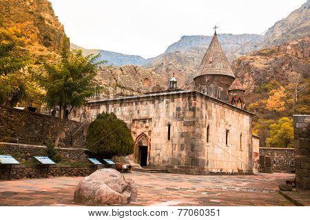 Geghard Monastery Complex