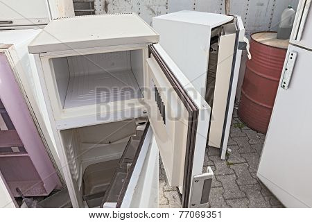 Fridges Dump, Hazardous Waste
