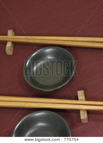 Chopsticks Vertical